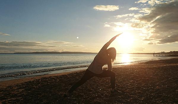 Claire Vanstone Yoga & Pilates Teacher Bournemouth