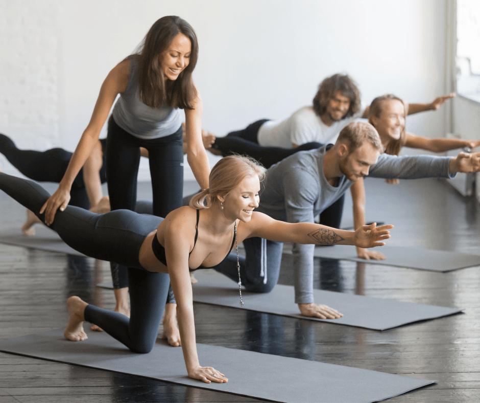 5 Benefits of Pilates